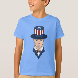 Uncle Sam cartoon T-Shirt