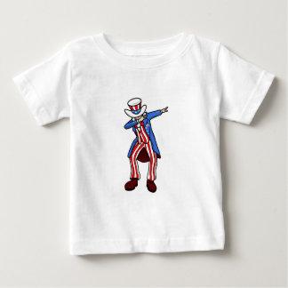 Uncle Sam Dab Baby T-Shirt