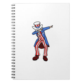 Uncle Sam Dab Notebook