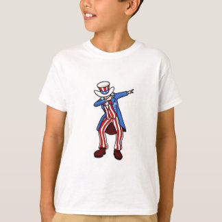 Uncle Sam Dab T-Shirt