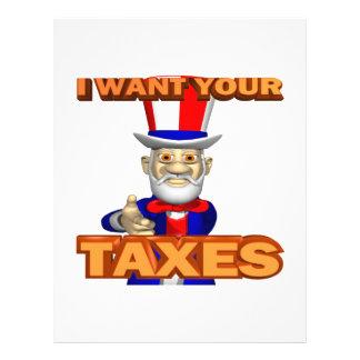 Uncle Sam Flyer