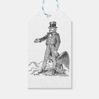 Uncle Sam Gift Tags