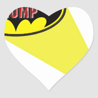 uncle sam heart sticker