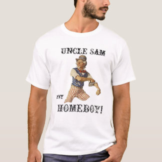 Uncle Sam Homeboy T-Shirt