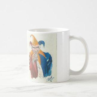 Uncle Sam Joker Classic White Coffee Mug