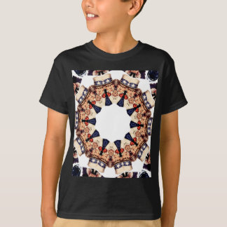 Uncle Sam Pointing Finger Kaleidoscope T-Shirt