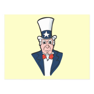 Uncle Sam Postcards