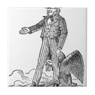 Uncle Sam Tile