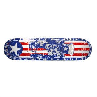 Uncle Sammy Skateboard Deck