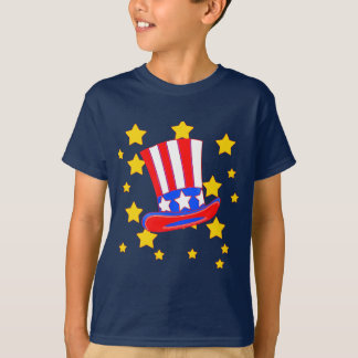 Uncle Sam's Hat Products T-Shirt