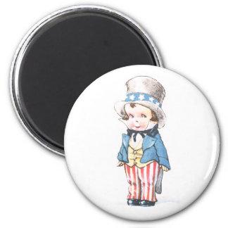 Uncle Sam's Nephew Magnet