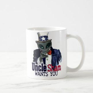 Uncle Sham Wants You Mug