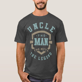 Uncle The Legend T-Shirt