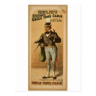 Uncle Tom's Cabin,  'Marks The Lawyer' Vintage The Post Cards