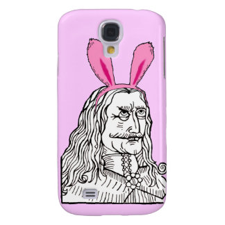 Uncle Vlad with bunny ears Galaxy S4 Cases
