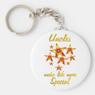 Uncles are Special Key Ring