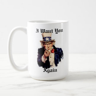 UncleSamAgain Coffee Mug