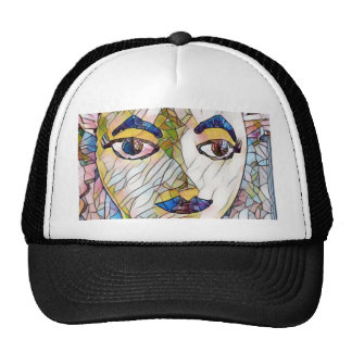 Uncommon Artistic Mannequin Face Cap