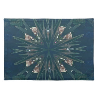 Uncommon Contemporary Artistic Pattern Placemat
