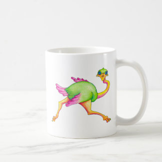 Uncommon Ostrich Coffee Mug