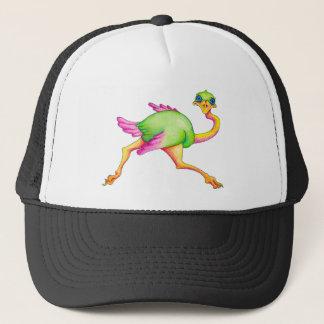 Uncommon Ostrich Trucker Hat