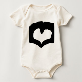 Unconditiona Love Baby Bodysuit