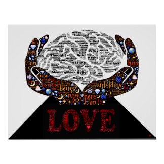 Unconditional love is the path to self-realization poster