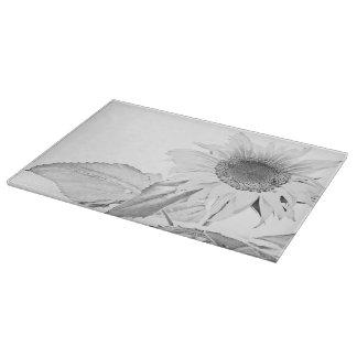 Unconditional Sunflower Cutting Board