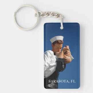 Unconditional Surrender, Sarasota Keychain