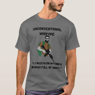 Unconventional Warfare-Gray T-Shirt