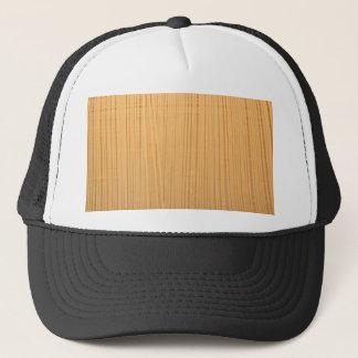 Uncooked spaghetti trucker hat