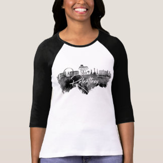 Uncorked 2018 Vegas Relentless Watercolor T-Shirt