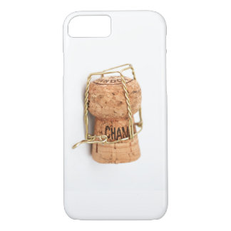 Uncorked Champagne Celebration iPhone 7 Case
