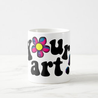 Uncover your Artistic Side! Morphing Mug