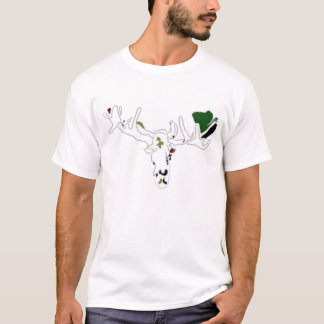Uncovered Moose T-Shirt