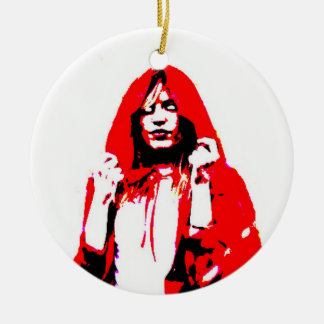 Undead Riding Hood Ornament