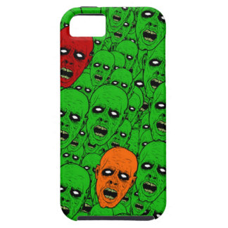 Undead Zombie Heads Case For The iPhone 5