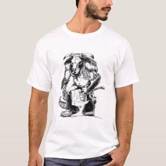 Undead Zombie Minotaur T-Shirt