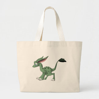 Undefined Creature Tote Jumbo Tote Bag