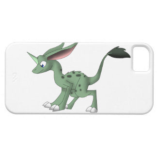Undefined Creature w/ Unicorn Horn iPhone 5 Cover
