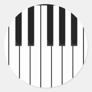 undefined round sticker