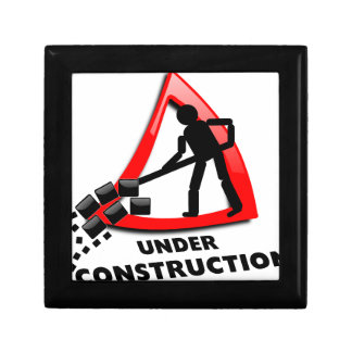 under-construction gift box
