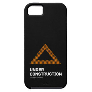 Under Construction - iPhone 5 Case