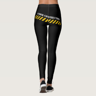 Under Construction Leggings