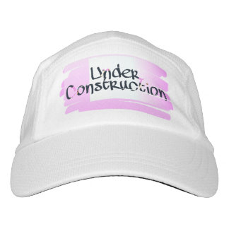 Under Construction Performance Hat