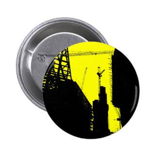 Under Contruction - Yellow Button