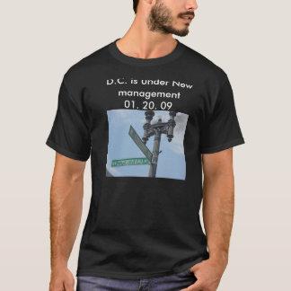 under new management - 01. 20. 09 T-Shirt