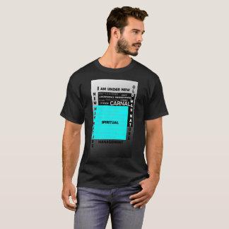 Under new management through Jesus Christ T-Shirt