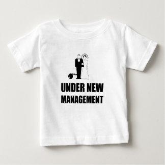 Under New Management Wedding Ball Chain Baby T-Shirt