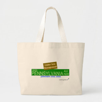 Under New Mgmt Jumbo Tote Bag